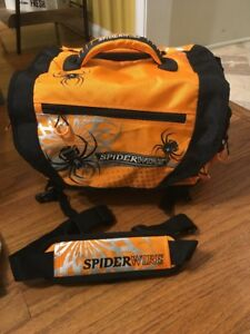 Large Spiderwire Fishing Tackle Bag