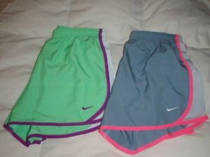 NEW Nike girls running shorts DRI-FIT nwot  size XL