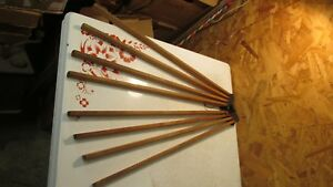 Antique Folding Wood Wall Clothes Dryer $49.00