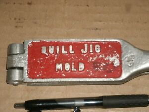 Fishing Tackle Lead Weight Casting  Sinker Mold OuiLL JiG Mold 19 ounce