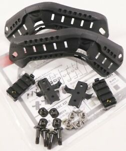 NEW Ops-Core ACH-ARC Helmet Rail Kit BLACK for MICH ACH Large 25-99-303