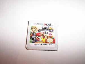 Super Smash Bros. Brothers Nintendo 3DS XL 2DS Game $16.99