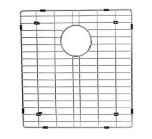 18 X 17 Stainless Bottom Grid Kitchen Sink Accessory Laundry Tub Universal Steel