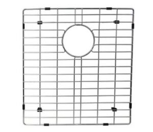 17 X 16 Stainless Bottom Grid Kitchen Sink Laundry Tub Accessory Universal Steel