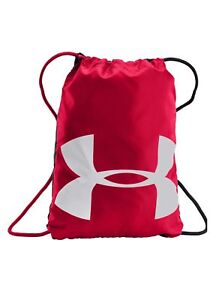 UNDER ARMOUR - SACCA OZSEE - SACKPACK - 45x355x5cm (15L) - 1240539-600 - RED