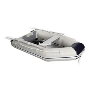 2 Person PVC Inflatable Boat Dinghy Set with Hand Pump Oars Loading US fast ship