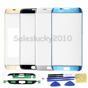 USA Front Glass Lens Outer Screen Replacement For Samsung Galaxy S7 Edge G935