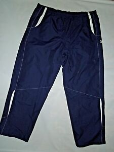 UNDER ARMOUR mens navy Mission water resistant  Pants 3XL