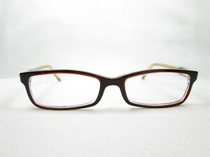 Burberry 5216 140 Brown Designer Eyeglass Frames Glasses