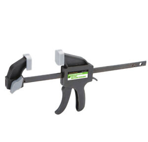 PITTSBURGH 68974 4 in. Ratcheting Bar Clamp Spreader Pistol grip trigger $6.98