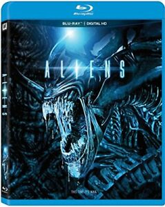 Aliens (Blu-ray + Digital HD) NEW!