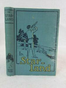 Fannie Dickerson Chase IN STARLAND 1922 Pacific Press Publishing Association CA
