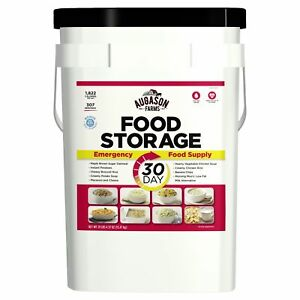 Augason Farms Deluxe 30-Day Emergency Food (1 Person) White