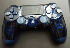 DUALSHOCK 4 Wireless Controller 500 Million LIMITED EDITION PS4 Translucent Blue