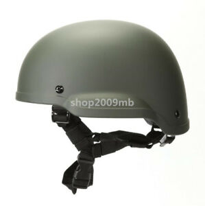 ACH MICH 2002 Helmet Proven Quality Military Airsoft Tactical Helmet ABS