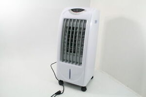 TAYAMA TC-998S Evaporative 3D Honeycomb Pad Air Swamp Cooler Fan READ NOTES