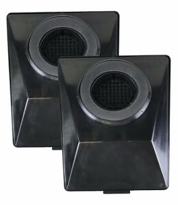 2 Replacement Rainbow E2 HEPA Style Filters Fits E2-Series Part # R12179