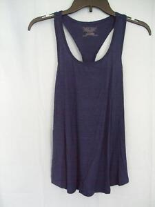 NWT MADDIE amp; COCO XS MISSES NAVY SLEEVELESS SPORT TANK TOP $24 $5.00