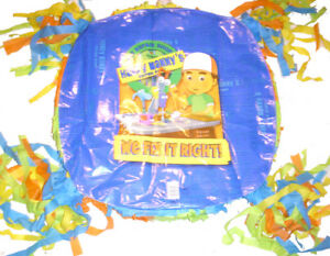 Handy Manny Construction Party Pinata Custom NeW