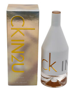 Ck In2u for Her by Calvin Klein Perfume for Women 5.0 oz New In Box $23.54