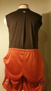 Jamal Lewis Browns Game Used Worn Dri Fit ShirtShorts From His Collection