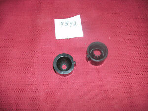 MEC LOADER SET OF TWO 20 GAUGE WAD GUIDES OUT OF BOX IN GREAT SHAPE