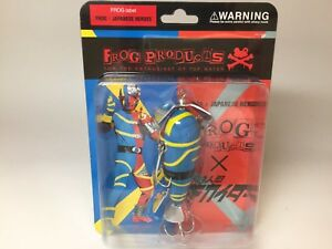 53793) Frog Products x Japanese Heroes Android Kikaider Topwater Lure