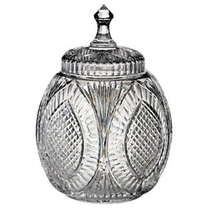 Waterford Crystal Mastercraft Collection : Reflections Cookie Jar