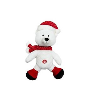 Home Accents Animated Snow Angel Polar Bear 13