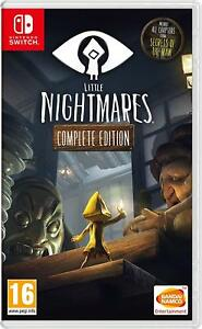 Little Nightmares: Complete Edition Nintendo Switch Bandai Namco Adventure NEW