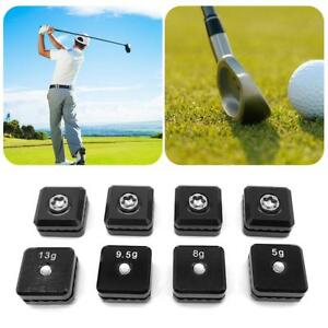Golf Club Lead Tape Golf Weight Replace For TaylorMade M3 Driver 5g 8g 9.5g 13g