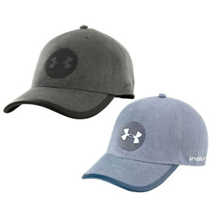 2018 Under Armour Elevated Tour Golf Cap NEW