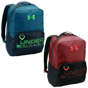 Under Armour Junior Boys armour Select Backpack UA Kids School Laptop Carry Bag