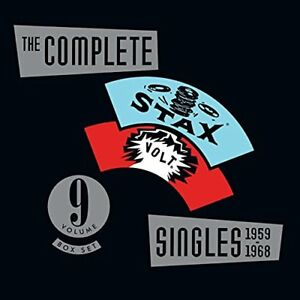 Stax Volt - The Complete Singl-The Complete StaxVolt Singles CD NEW