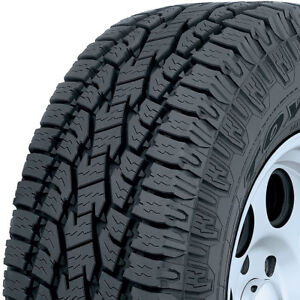 4 New LT32550R22 Toyo Open Country AT II All Terrain 10 Ply E Load Tires 32550