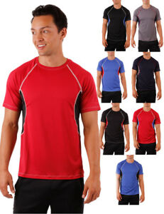 New Dri Fit Workout Short Sleeve Top Basketball Fitness Activewear Top Gym Top $6.50