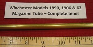Winchester 1890 amp; 1906 62 amp; 62A Inner Magazine Tube Replacement Win Part 4962A
