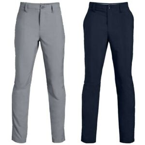2018 Under Armour Junior Boys Match Play Taper Golf Trousers - New UA Kids Pants