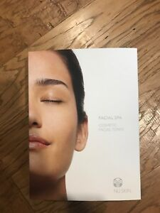 Nuskin Facial Spa Cosmetic Facial Toner Nib