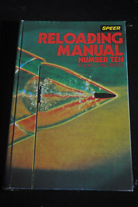 1979 *FIRST PRINTING* Speer Reloading Manual for Rifle and Pistol