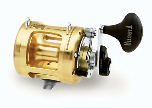 Shimano Tiagra TI-16 Conventional Two-Speed Saltwater Reel