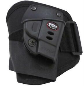 Fobus Usa Xgkt2 Galh Fobus Ruger Lcp Left Hand Ankle Holster