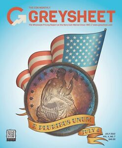 MONTHLY GREYSHEET magazine: Single Issue (Current Month)