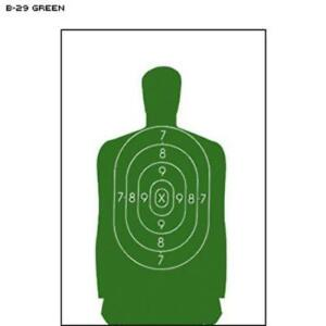B-29 Qualification Target (Green)  Pack of 100