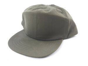 Vietnam War US Army Olive Green OG 106 Tropical Baseball Hot Weather Field Cap