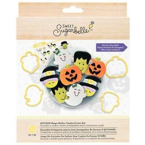 SWEET SUGARBELLE AUTUMN COOKIE CUTTER SET(14 PCS) - BY AMERICAN CRAFTS  377228