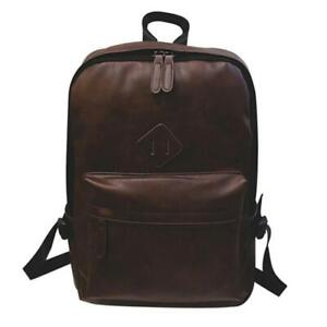Quality Women Bag Men Neutral Leather Backpack