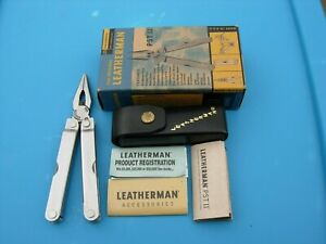 Leatherman PST II -Original Pocket Survival Tool- Vintage Multi-Tool 05-99