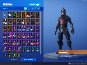 Fortnite Account OG Skins + More + Save The World (READ DESCRIPTION)