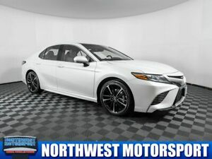 2018 Camry XSE FWD 2018 Toyota Camry XSE FWD 1271 Miles White  3.5L V6 DOHC 24V